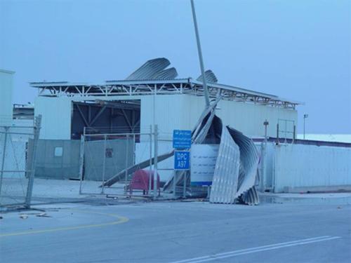 Abqaiq Storm Damage (12)