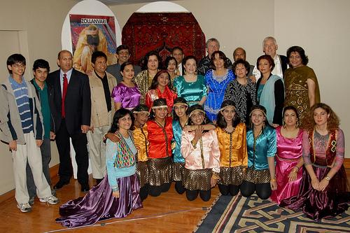 Persian Night Group Photo