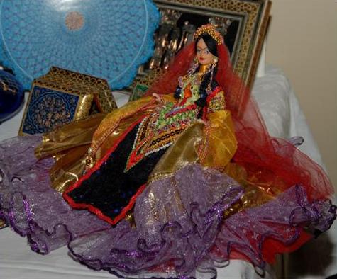 Iranian Doll
