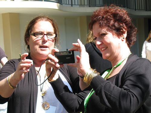 Janice and Paula