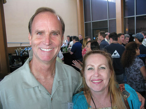 Kevin Haug and Barbara Deines
