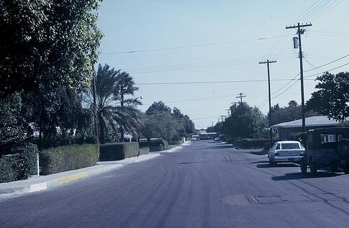 Street in Dhahran