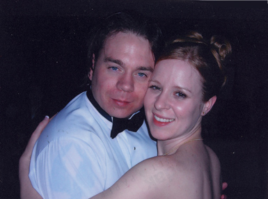 Adam Moytl-szary and Sarah Baguskas