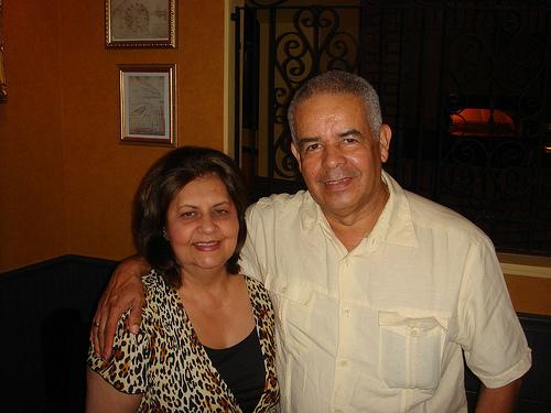 Yolanda and Mario Salazar
