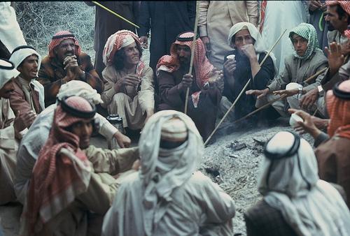 Camel Races Near Manifa (3)