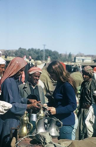 Market at Abha