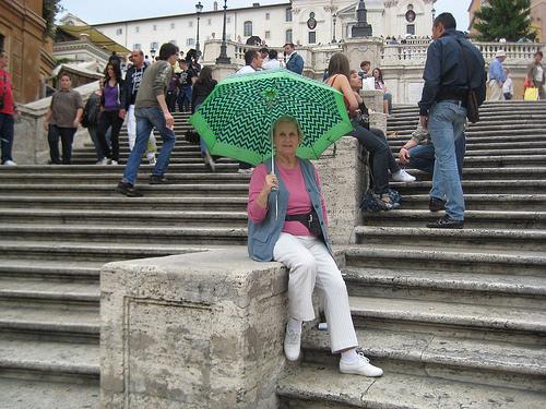 St. Maria Maggiora & Piazza di Spagna