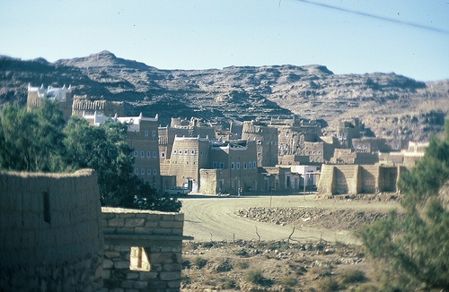 Village near Najran