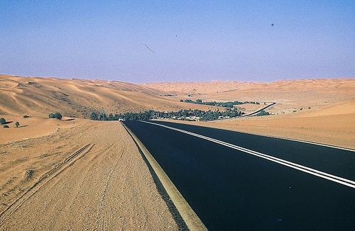 North of Riyadh