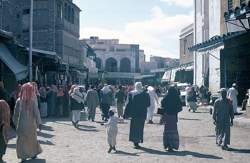 Market in Tayif