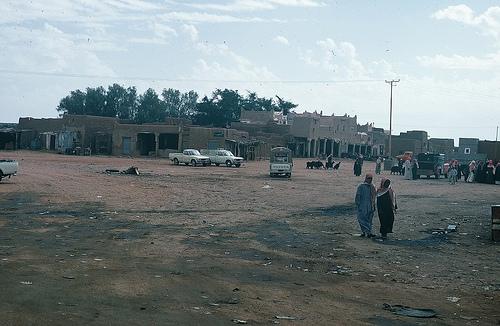 Village in Qasim region