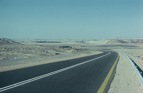 North of Medain Saleh