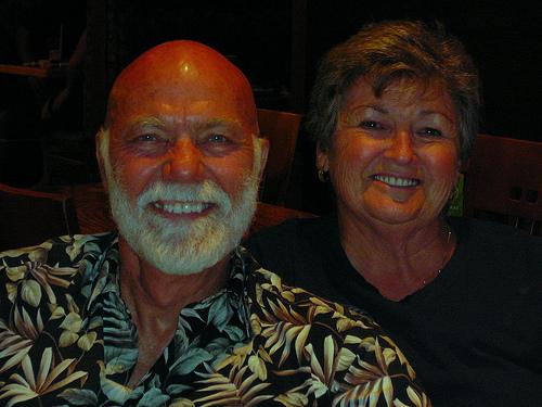 Brenda and Skip Taylor