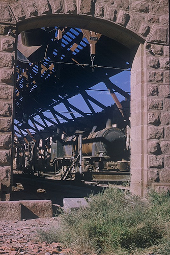 Ruins of of Hijaz Railroad (4)