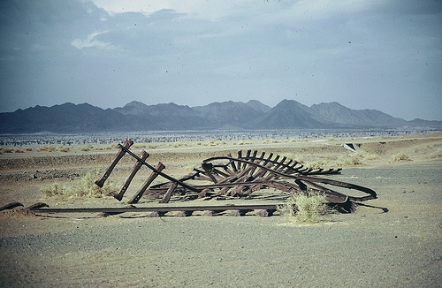 Ruins of of Hijaz Railroad (7)