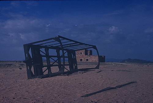 Ruins of of Hijaz Railroad (9)