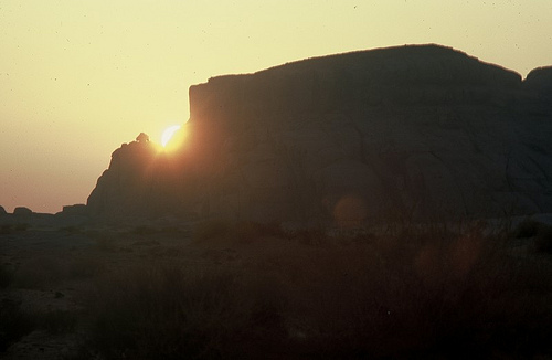 Mada'in Saleh Sunrise (1)