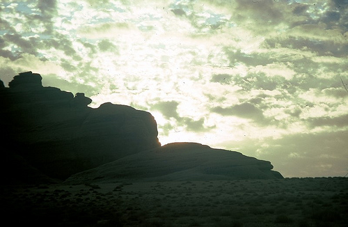 Mada'in Saleh Sunrise (2)