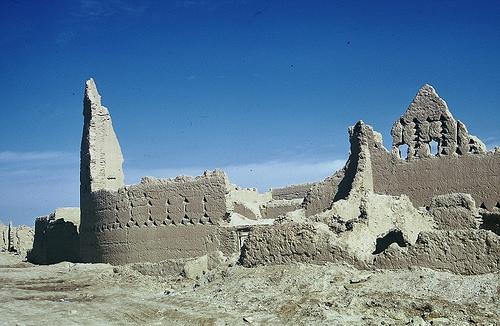 Diriyah Ruins Near Riyadh