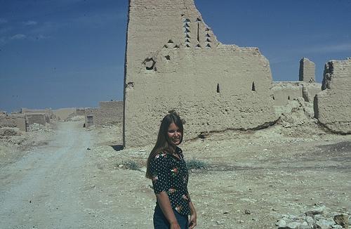 Diriyah Ruins Near Riyadh (5)