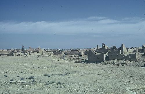 Diriyah Ruins Near Riyadh (8)