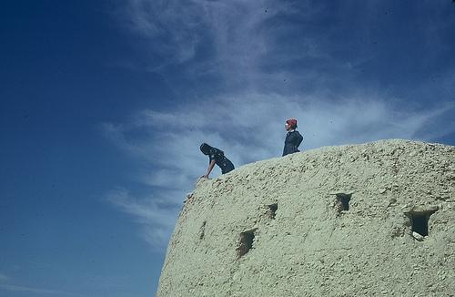 Diriyah Ruins Near Riyadh (11)
