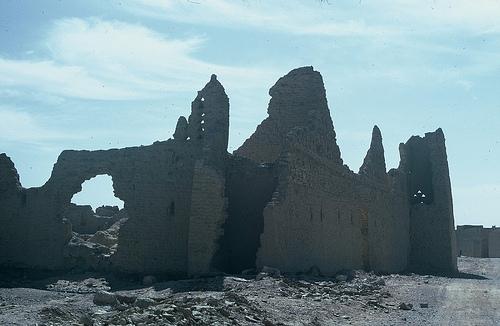 Diriyah Ruins Near Riyadh (12)