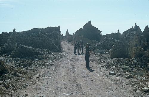 Diriyah Ruins Near Riyadh (13)