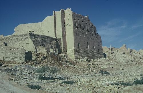 Diriyah Ruins Near Riyadh (16)