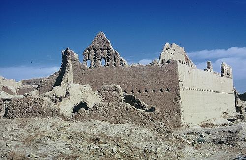 Ad Diriyah Ruins Near Riyadh