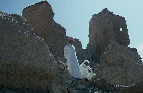Diriyah Ruins Near Riyadh (18)