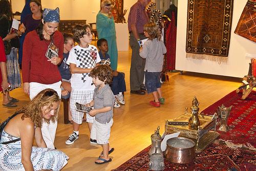 Salisbury Exhibit Opening (22)