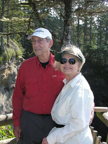 Kathy & Bill Klingman