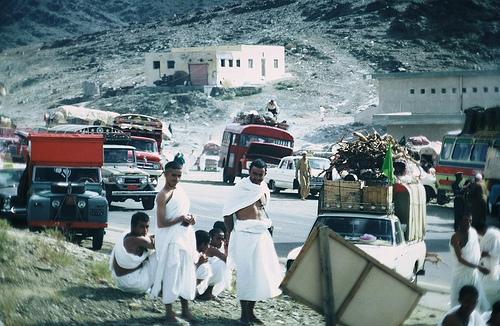 Near Makkah