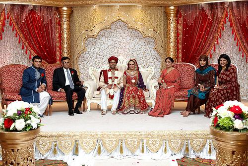 Wedding of Kamran Iqbal Ahmed and Sofia Nadeem