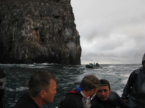 Diving Galapagos! (3)