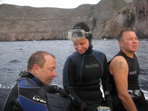 iving Galapagos!