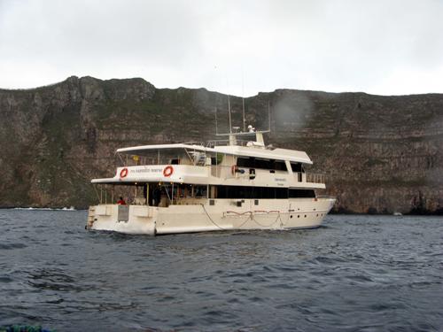 Diving Galapagos! (7)