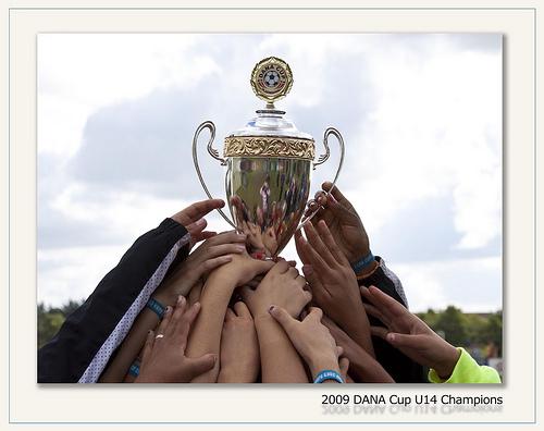 2009 DANA Cup U14 Champions