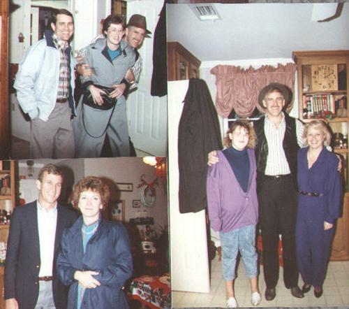 Baton Rouge Christmas Party - Twenty Years Ago