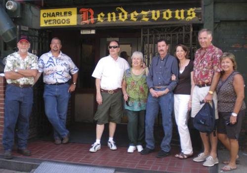 Memphis Rendezvous in August 2009