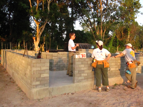 Habitat for Humanity Thailand Build