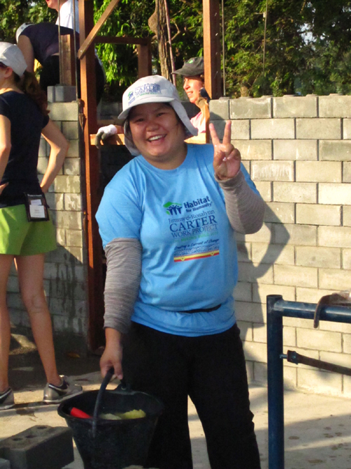 Habitat for Humanity Thailand Build (7)