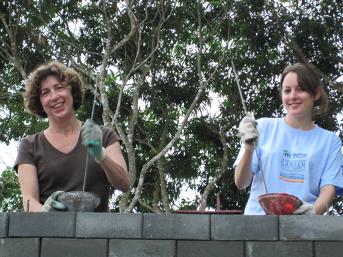 Habitat for Humanity Thailand Build (12)