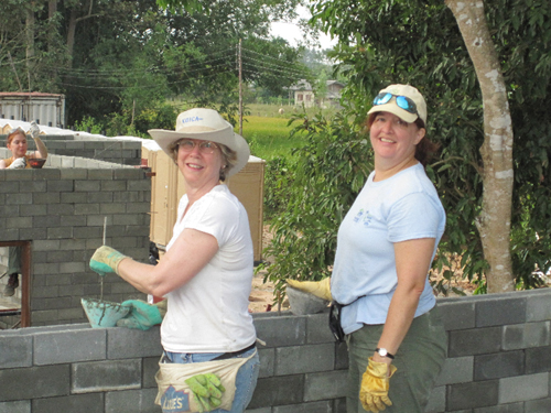 Habitat for Humanity Thailand Build (21)