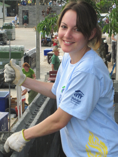 Habitat for Humanity Thailand Build (20)