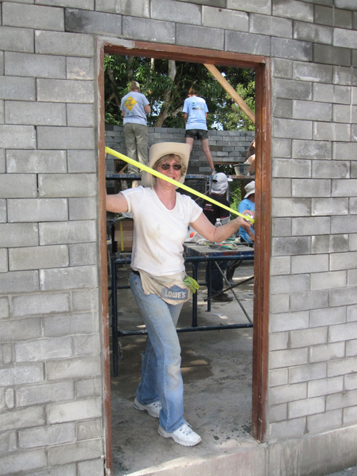 Habitat for Humanity Thailand Build (22)
