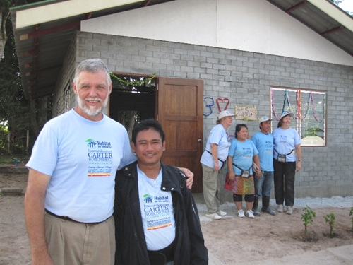 Habitat for Humanity Thailand Build (35)