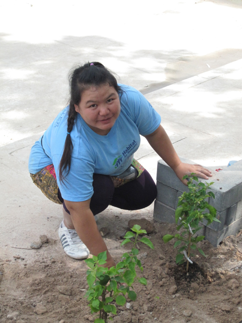 Habitat for Humanity Thailand Build (37)