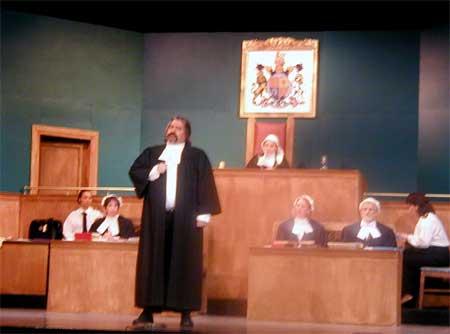 Jury Bailiff